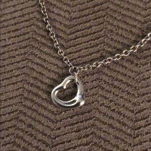 Tiffany & Co. Jewelry - Tiffany & Co. Elsa Peretti Open Heart Bracelet